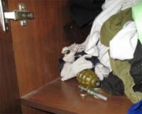 На Кіровоградщині чоловік в дома зберігав гранату Ф-1