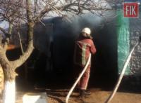 На Кіровоградщині за минулу добу ліквідували 10 пожеж господарчих споруд
