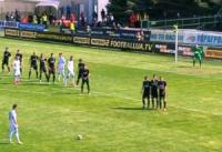На Кіровоградщині «Олександрія» програла «Динамо»