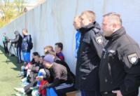 «Нова поліція» здобула перемогу у першому матчі Кубку України з футболу