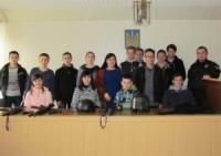 У Кропивницькому дітей знайомили з професією поліцейського