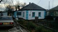 На Кіровоградщині займання житлового будинку ліквідовано силами рятувальників