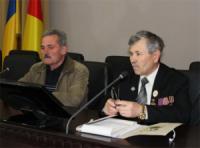 Поліцейські зустрілися зі старшими колегами - учасниками ліквідації наслідків аварії на Чорнобильській АЕС