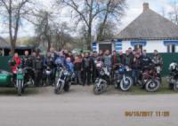 Новомиргородський мотоклуб відкрив сезон благодійною акцією