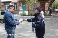 Кропивницький: в одному із найбільших житлових секторів обласного центру відбувся рейд