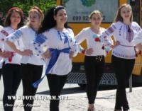 У Кропивницькому студенти організували патріотичний флешмоб