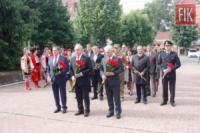 У Кропивницькому рятувальники взяли участь у заходах з нагоди річниці перепоховання Тараса Шевченка
