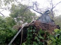 У Знам'янському районі загасили пожежу