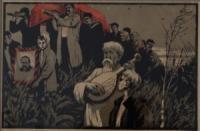 У Кропивницькому до Дня перепоховання Тараса Шевченка відкрили виставку