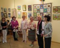 У Кропивницькому відкрилась виставка ГО «Єлисаветградський узвіз»