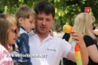 У Кропивницькому журналісти збирали гроші онкохворим дітям