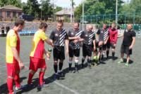 Команди силових відомств Кіровоградщини зіграли товариський футбольний матч