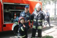 Кропивницький: рятувальники завітали до дітей з особливими потребами