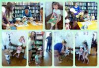 У Кропивницькому родини 101-го мікрорайону запрошують до бібліотеки