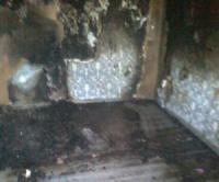 На Кіровоградщині ліквідовано пожежу в житловому будинку