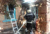 Кіровоградщина: на пожежі вогнеборцями виявлено тіло загиблого господаря будинку
