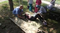 Кропивницький: у міській лікарні швидкої медичної допомоги відбулися навчання