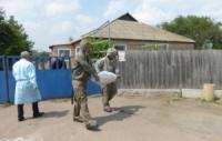 На Кіровоградщині відбувся третій практичний етап командно-штабних навчань