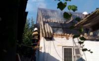 Кіровоградщина: рятувальники двічі виїжджали на гасіння пожеж господарських споруд