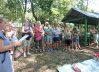 У Кропивницькому влаштували сімейний арт-пікнік