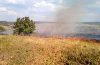 На Кіровоградщині 12 разів гасили пожежі в екосистемі