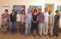 У Кропивницькому відкрили виставку присвячену Дню Незалежності України
