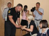 У Кропивницькому вшанували пам'ять правоохоронців,  які загинули при виконанні службових обов'язків