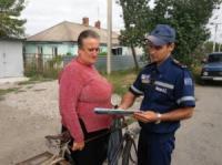 На Кіровоградщині мешканцям постійно нагадують про правила пожежної безпеки
