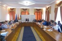 У Кропивницькому відбулося засідання обласної ради з питань безпечної життєдіяльності населення