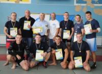 У Кропивницькому рятувальники вибороли перше місце на змаганнях з самбо