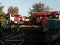 На Кіровоградщині протягом доби загасили чотири пожежі