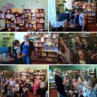 У Кропивницькому на «Шкільному» провели бібліотечний бульвар
