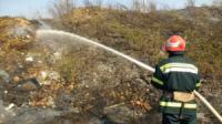 На Кіровоградщині рятувальники приборкали 8 пожеж в екосистемі