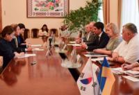 Кіровоградщина і Республіка Корея мають гарні стосунки і великий досвід спілкування, - Сергій Кузьменко