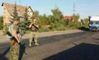 Заступник керівника поліції Кіровоградщини перевірив,  як несуть службу колеги відряджені до Краматорська