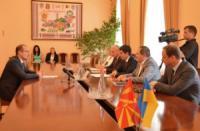 Сергій Кузьменко зустрівся з Надзвичайним і Повноважним Послом Республіки Македонія в Україні