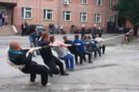 У Кропивницькому відбулися змагання з перетягування канату