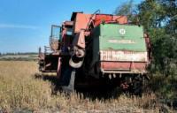 На Кіровоградщині поліцейські викрили підозрюваного у крадіжці дизельного палива