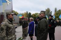 У Кропивницькому рятувальники взяли участь у заходах з нагоди Дня захисника України