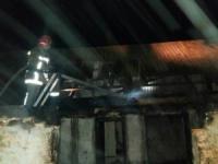 На Кіровоградщині виникла пожежа на території приватного домоволодіння