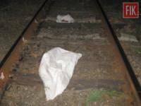 Кіровоградщина: на залізничному переїзді зловмисники демонтували деталі колії