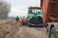 Хід реконструкції дороги на Новомиргород інспектував Андрій Коломійцев