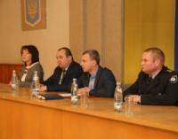 На Кіровоградщині у Долинському відділі поліції представили керівника