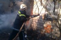 На Кіровоградщині рятувальники приборкали 3 пожежі у житловому секторі