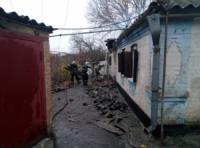 На Кіровоградщині під час гасіння пожежі вогнеборці виявили тіло загиблого чоловіка