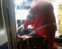 У Кропивницькому на залізничному переїзді потяг збив жінку