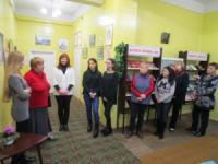 У Кропивницькому відкрито виставку «Лірика душі»