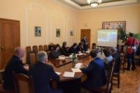 Кропивницький: в облдержадміністрації презентували навчальний центр з підготовки працівників сільського господарства
