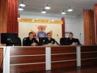 У Кропивницькому для рятувальників проведено заняття з безпеки дорожнього руху