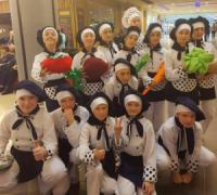 Кропивницький ансамбль повернувся з європейських гастролей